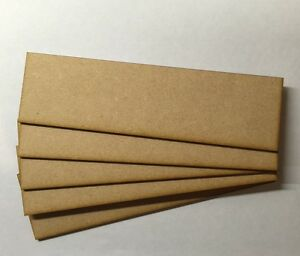 5x-Wooden-Rectangle-Bases-3-Mm-Laser-Cut-Mdf-180x-50-Mm-Wargames-Bolt-Action