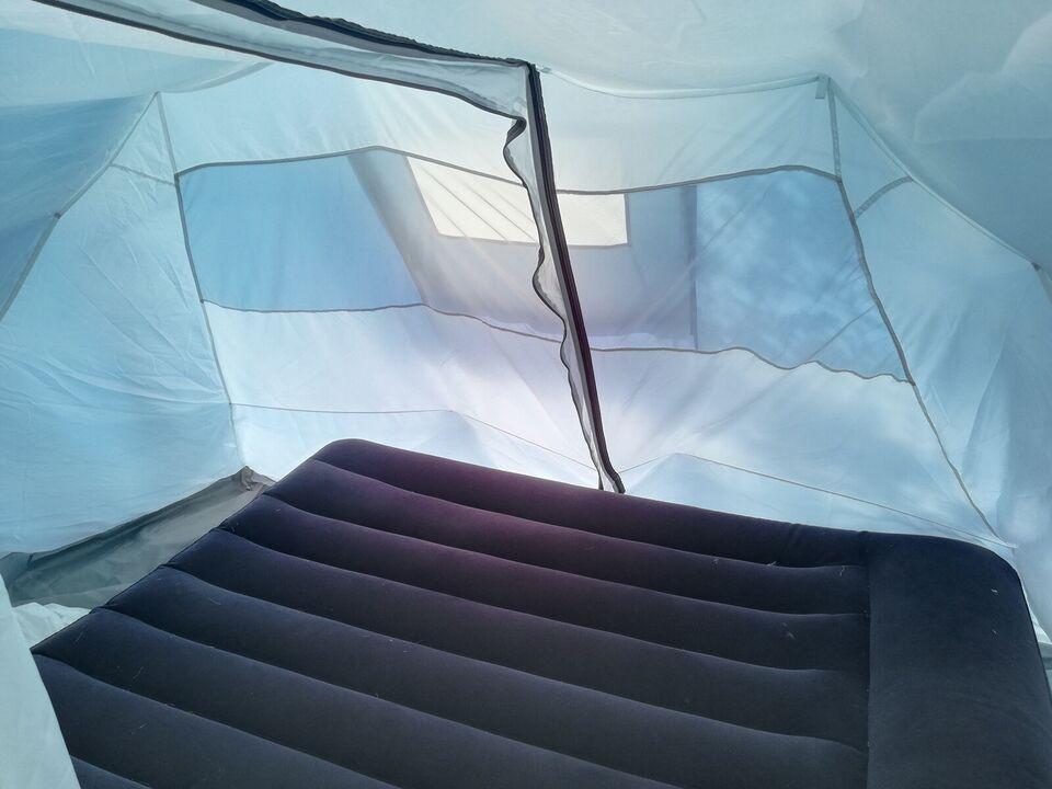 4 personers telt