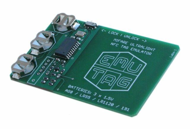 MIFARE ULTRALIGHT NFC TAG EMULATOR (MF0ICU1)