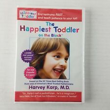 The Happiest Toddler on the Block (DVD, 2006)