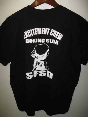 Excitement Crew Boxing Club San Leandro California