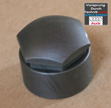 Audi A3 A4 A6 A8 TT Locking Security Wheel Bolt Plastic Cap Cover