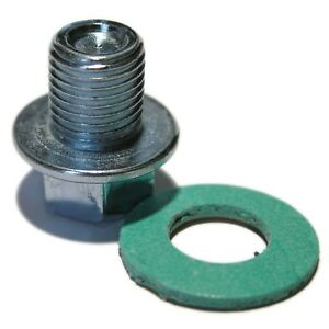 Japanese OE Sump Plug /& Washer Workshop Kit WSP3
