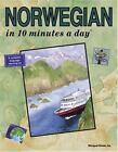 Ten Minutes a Day: Norwegian by Kristine K. Kershul (1998, Paperback, Revised)