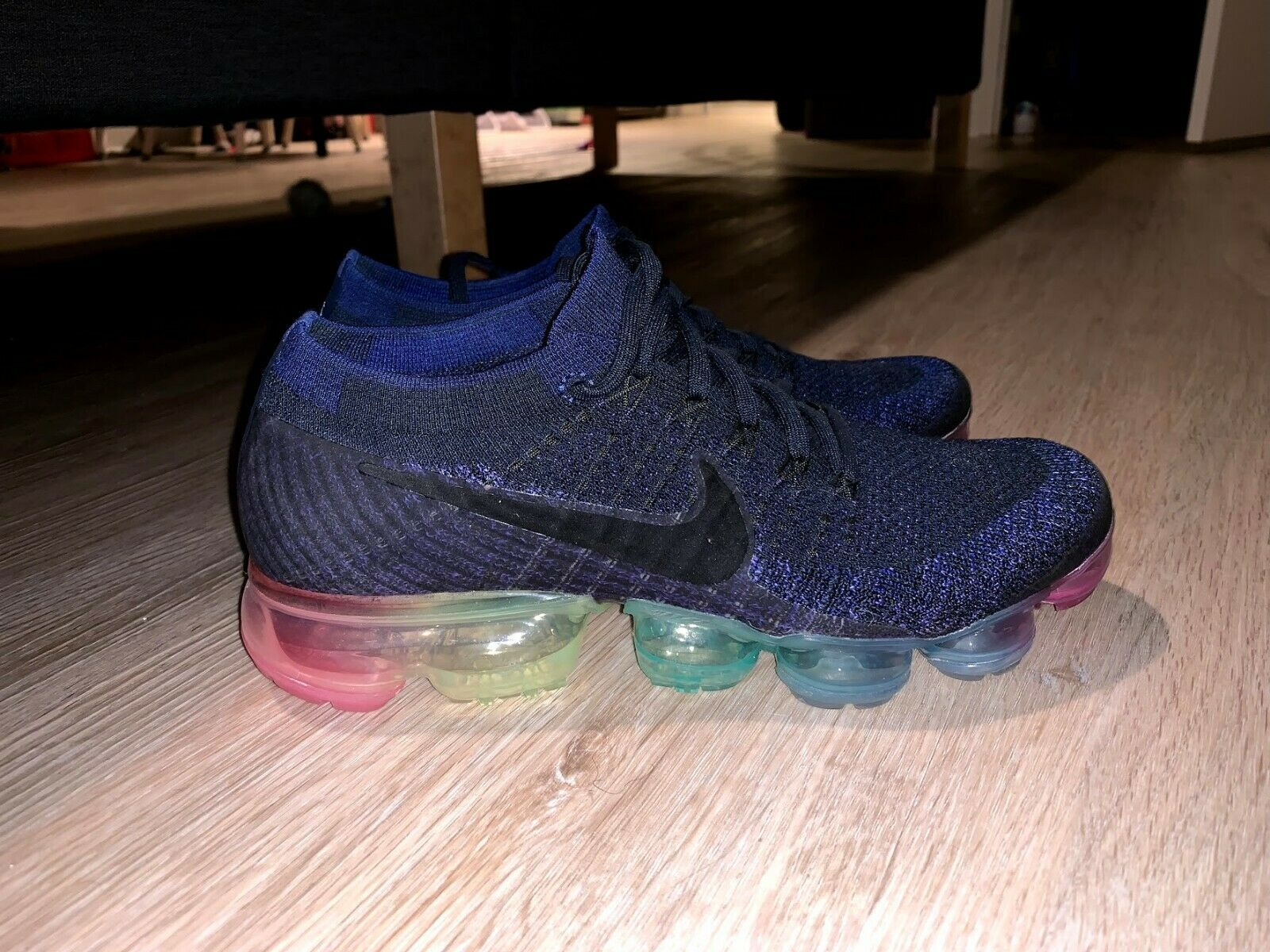 Nike Vapormax 'Be true' Schuh Größe 40 - SELTEN - SEHR GUTER ZUSTAND