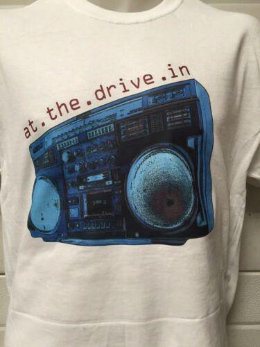 AT THE DRIVE IN Vaya Music Band T Shirt
