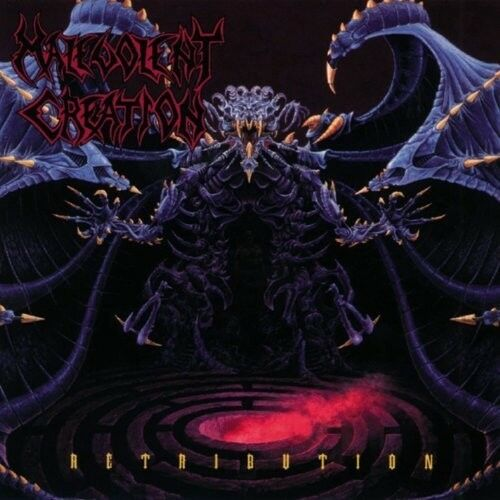 Malevolent Creation - Retribution [New Vinyl LP] UK - Import
