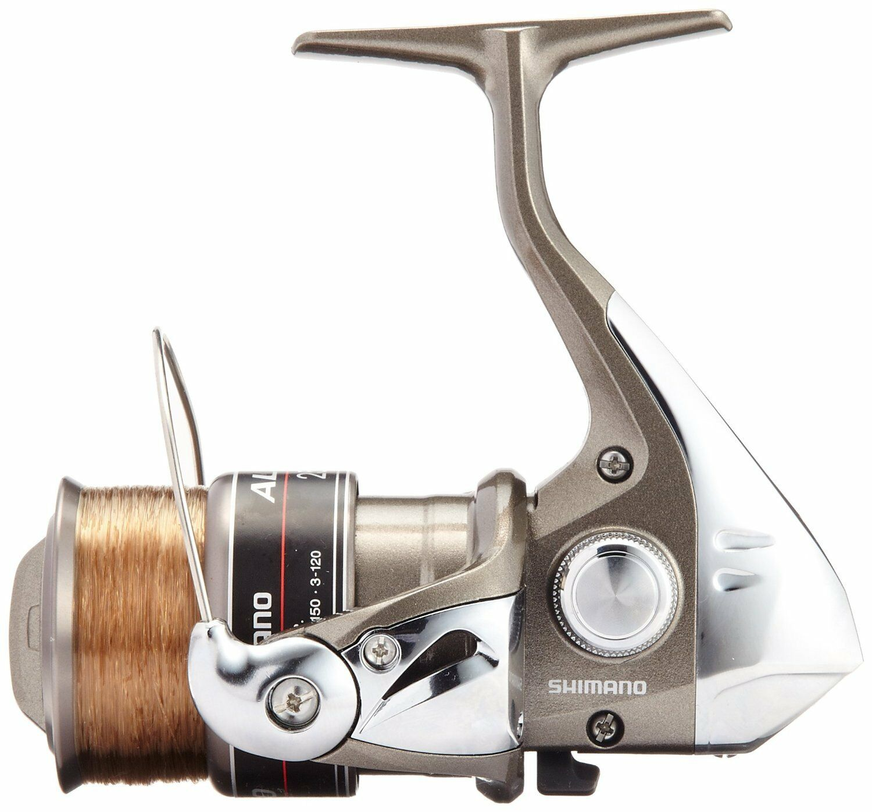 Shimano Reel Spinning Fishing Reel Shimano ALIVIO 2500(No. 3 yarn with)from japan【Brand Nuovo】 f124ca