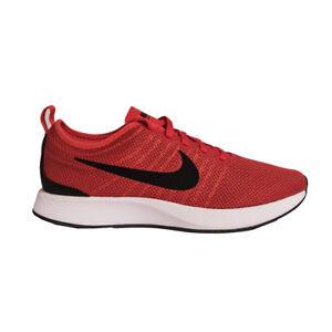 low priced 46ac4 2449d La imagen se está cargando Nike-Dualtone-Racer -roja-negra-zapatilla-baja-corre-