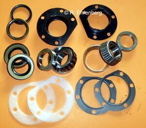 for-Mopar-OEM-REAR-WHEEL-BEARING-Kit-8-W-Adjuster-Retainers-Seals-A-Body-Dart