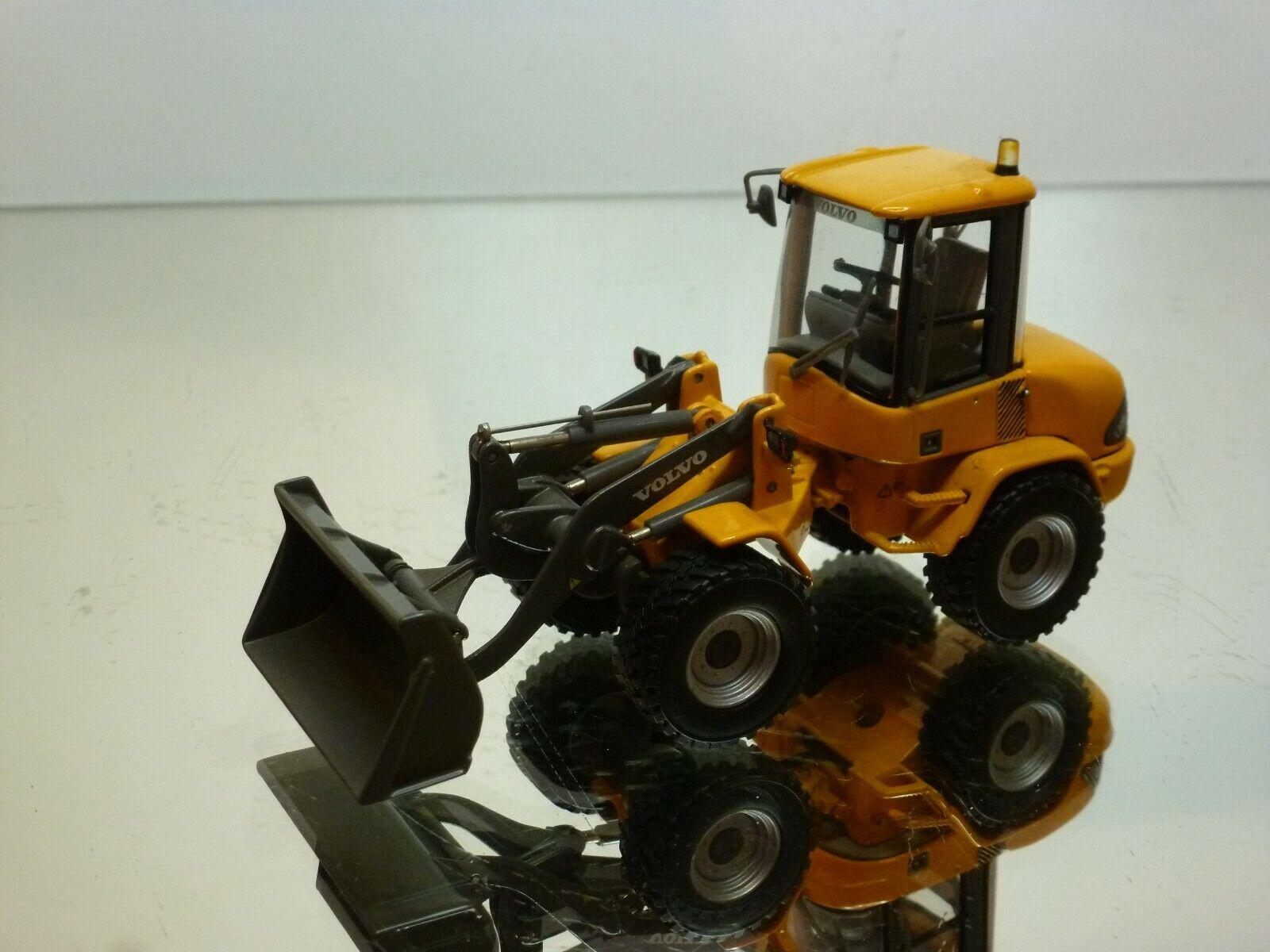 ventas en linea MOTORART VOLVO L30B WHEEL LOADER - - - amarillo + gris 1 50 - VERY GOOD CONDITION  entrega de rayos