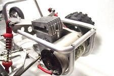 kyosho vintage tomahawk turbo scorpion alloy rear cage bumper