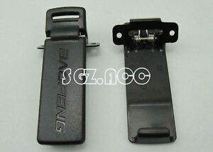 2X Belt Clip for BAOFENG UV-5R US SELLER