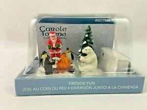 Lemax Village Fireside Fun 74633 2007 Christmas Collection