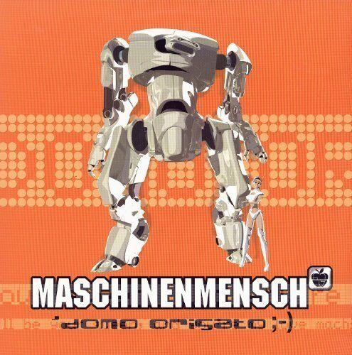 "Maschinenmensch Domo origato (4 versions, 1999) [2 12"" Set]"