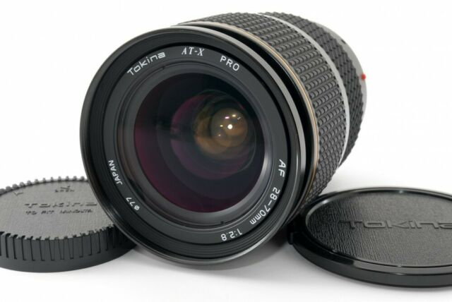 Tokina AT-X Pro 28-70mm f/2.8 AF Lens for Minolta/Sony From Japan [Exc++++]