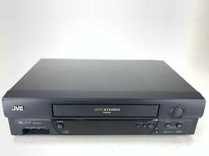 JVC HRA591U 4-Head Hi-Fi VCR VCRs Electronics onlinebots.org