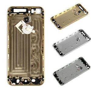 For iPhone 5 To iPhone 6 Mini Replacement Housing Back Cover Metal