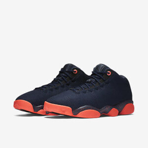 best sneakers 66e54 258c7 ... closeout image is loading nike air jordan horizon low shoes obsidian  infrared 8d794 45e93