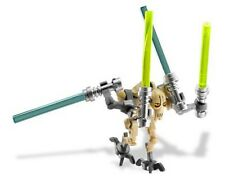 LEGO 8095 - STAR WARS - General Grievous - Mini Figure / Mini Fig
