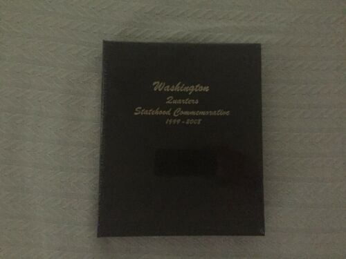 Without Proofs Dansco Coin Album # 7143 For Statehood Quarters From 1999-2008