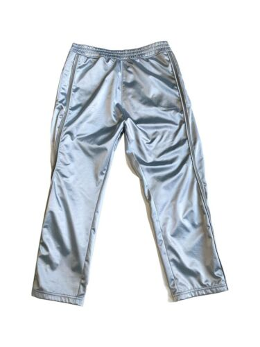 Luis vuitton Silver Track Pants Medium