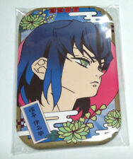 8pcs Kimetsu no Yaiba Kamado Tanjirou Nezuko Hashibira Inosuke Pin Bedge Badge