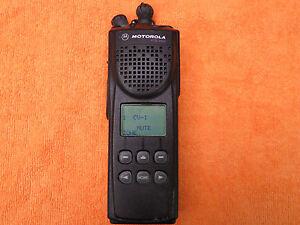 Motorola-ASTRO-XTS3000-Model-II-UHF-P25-Digital-Radio-450-520-mhz