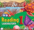 Reading Lab 1B - Student Record Book - Levels 1.4 - 4.5 by Don H. Parker (Multiple copy pack, 2004)