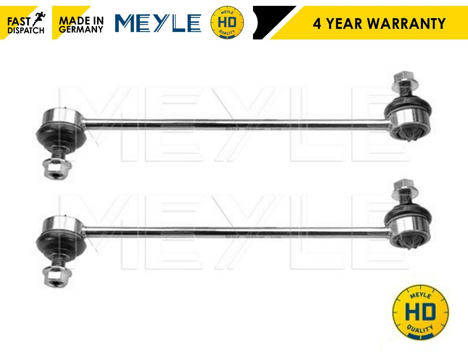 2x Stabiliser Link Anti Roll Bar Front//Right//Left GRAND VOYAGER 2.8 3.3 3.8 CRD