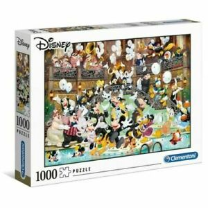 Clementoni-Disney-Gala-Jigsaw-Puzzle-1000-Piece-High-Quality-Collection-39472