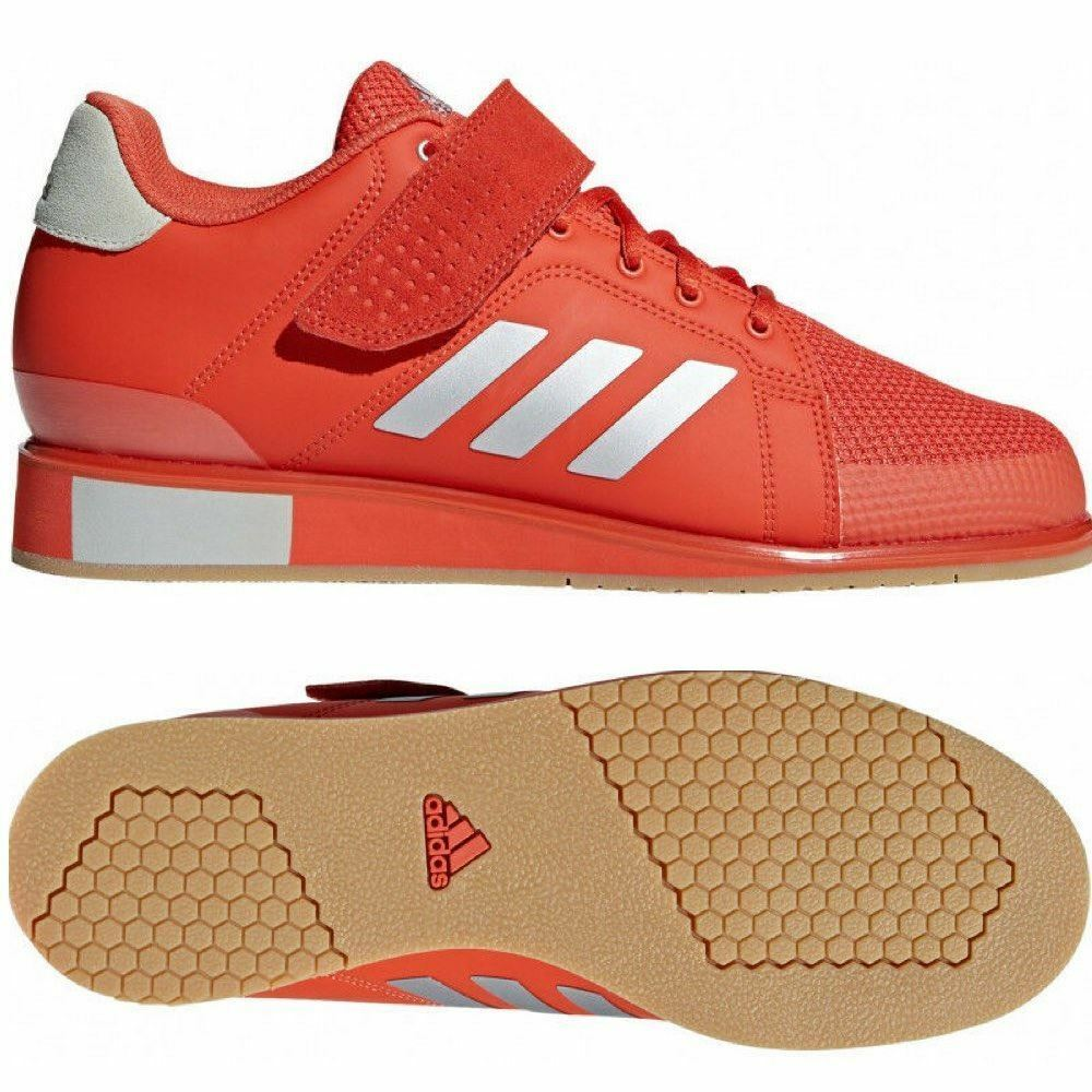 Adidas Power Perfect 3 Weightlifting shoes Mens Womens Kids Powerlifting Boots