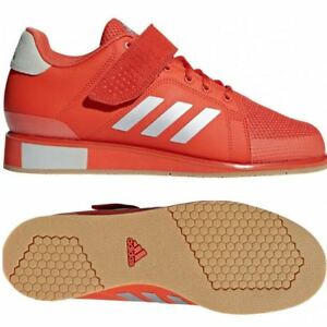 f6abbb0313ab Image is loading Adidas-Power-Perfect-3-Weightlifting-Shoes-Mens-Womens-
