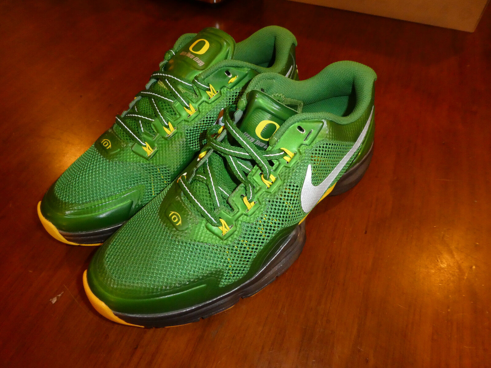 Nike Lunar TR1 Oregon 574266 307 shoes new sneakers green