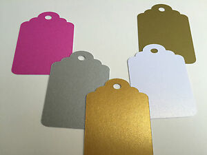 gift tag embellishments to create your own tags labels metallic gold