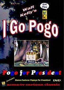 I-Go-Pogo-Pogo-for-President-DVD-NTSC-Worldwide-New