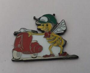 Wasp Lapel Pin Badge