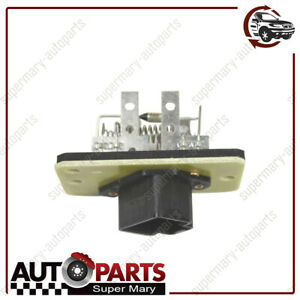 Blower Motor Resistor w// Connector Fits Mustang Expedition Escape F150 Villager