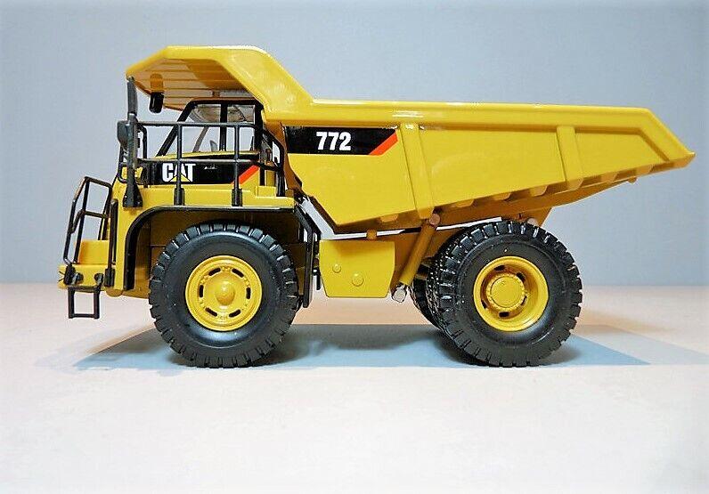 Caterpillar Norscot 55147 Cat 772 TODO TERRENO camión 1 50 Nuevo En Caja