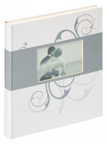 Walther Hochzeitsfotoalbum Album 30,5 x 28 cm Fotoalbum Hochzeitsalbum 50 Seiten