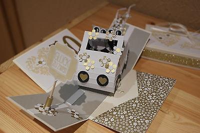 Explosionsbox Zur Goldenen Hochzeit Ebay