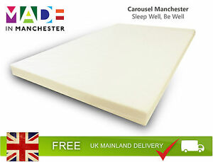 3-034-Thick-Small-Double-Orthopaedic-Memory-Foam-Mattress-Topper-RRP-53-50