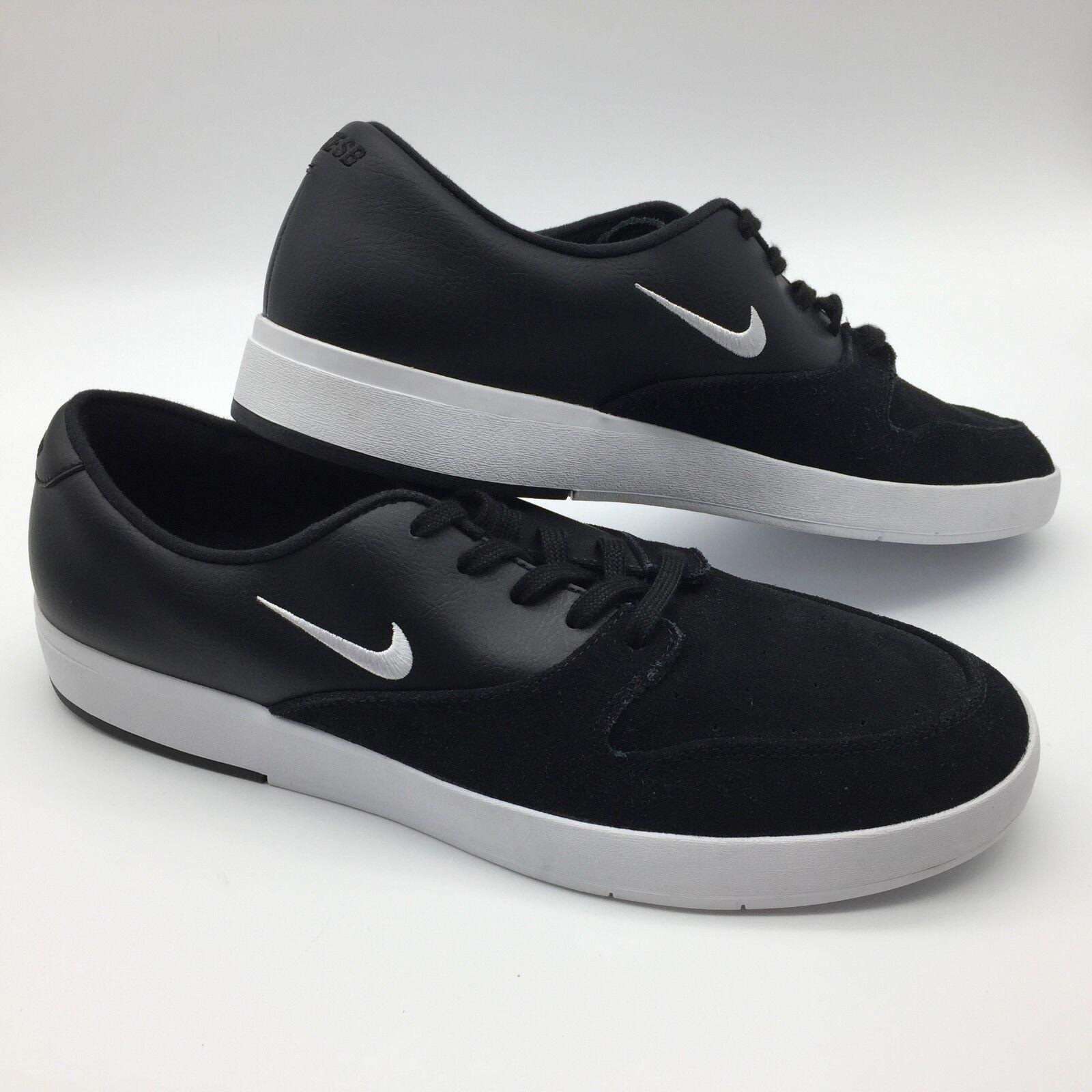 Nike Men's shoes  Nike''--(SB Zoom P-Rod X) Black White