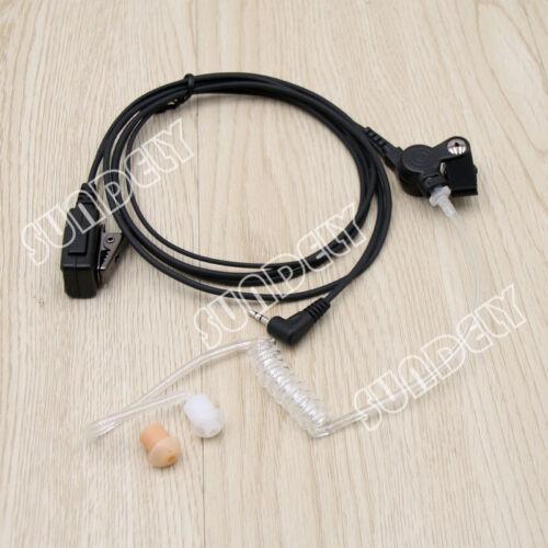 Cobra Security Acoustic Tube Headset For Cobra Walkie Talkies ACXT390 ACXT645