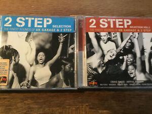 2Step Vol.1 2 [3 CD] Amber Homegrown Artful Dodger  Craig David UK GARAGE 2 Step