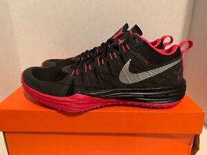 best service 4f172 6f638 Image is loading Nike-Lunar-TR1-NRG-Kay-Yow-Cancer-Oregon-