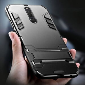 hot sale online afbcb a6280 Details about For Huawei Mate 10 Pro Lite Nova 2i Slim Luxury Armor Hard  Kickstand Case Cover