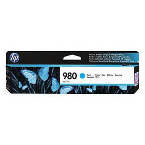 HP-980-Cartuccia-Di-Inchiostro-Ciano-Per-Officejet-Impresa-Colore-D8J07A