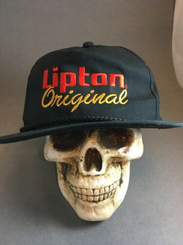 Lipton ice tea Original hat vintage racing hat vin