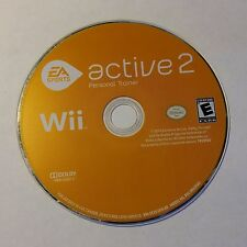 EA Sports Active 2 (Nintendo Wii, 2010) DISC ONLY #145